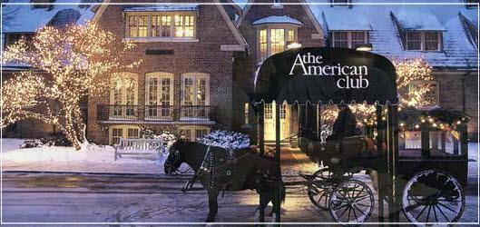 The American Club in Kohler