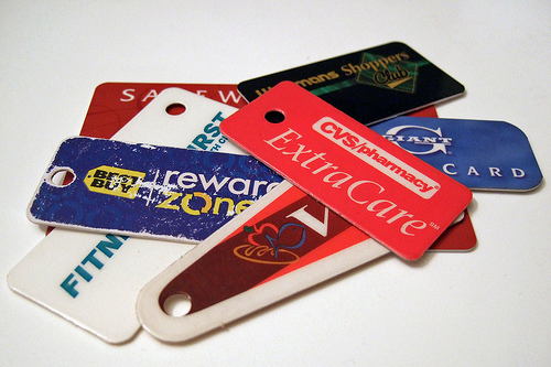 Finally a solution for all those loyalty cards