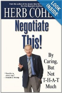 Negotiate This - Herb Cohen