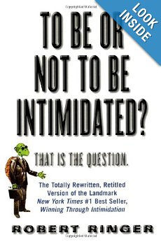 To Be or not be intimdated