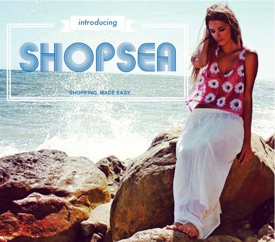 SHOPSEA - Shopping.  Made Easy.