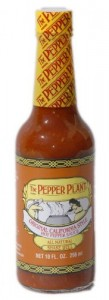 Pepper Plant Original California Hot Pepper Sauce