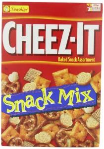 Cheez-it Snack Mix