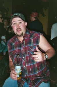 My Larry The Cable Guy Costume
