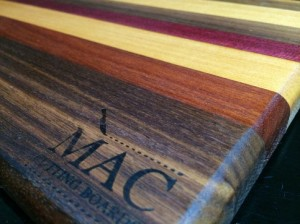Mac Cutting Board